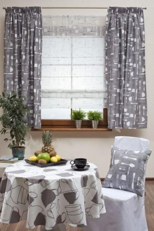 Как сшить самомтоятельно красивые модные шторы