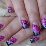 свадебные рисунки на ногтях