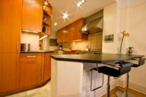 кухни для малогабаритных квартир фото