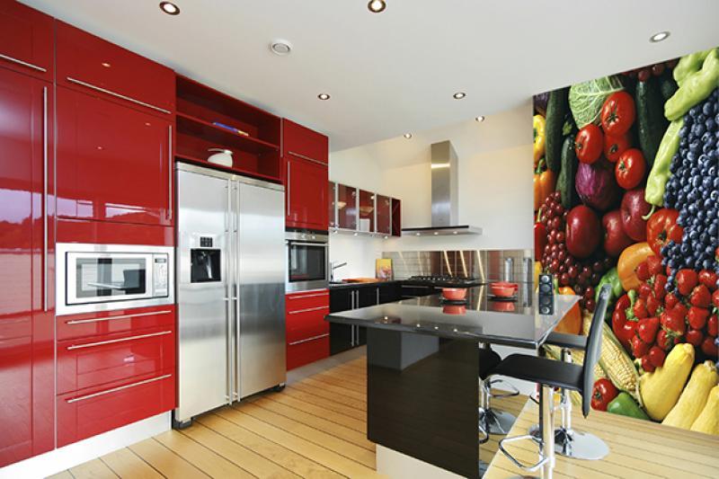 картинки стеклянные кухонные столы