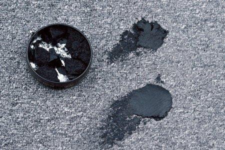 удаление пятен с ковра от обувного крема