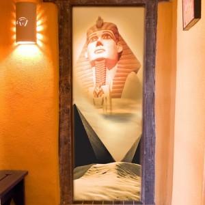 фото обои на стенах в интерьере