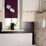 сочетание цветов в интрьере ванной