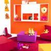 Улучшаем настроение: оранжевый цвет в интерьере!