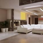 дизайн гостиной комнаты с камином картинки
